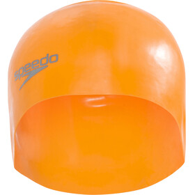 speedo Plain Moulded Silicone Cap Jaffa
